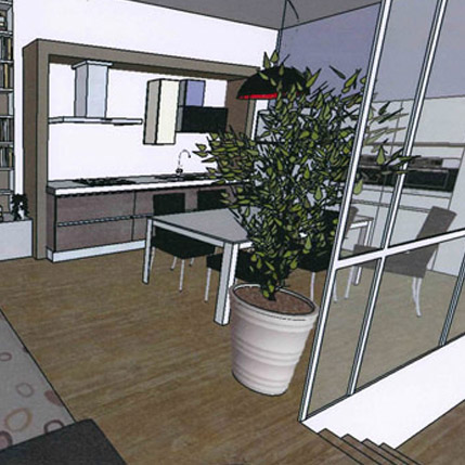 Corsi interior design - Corso di disegno digitale per interior designer